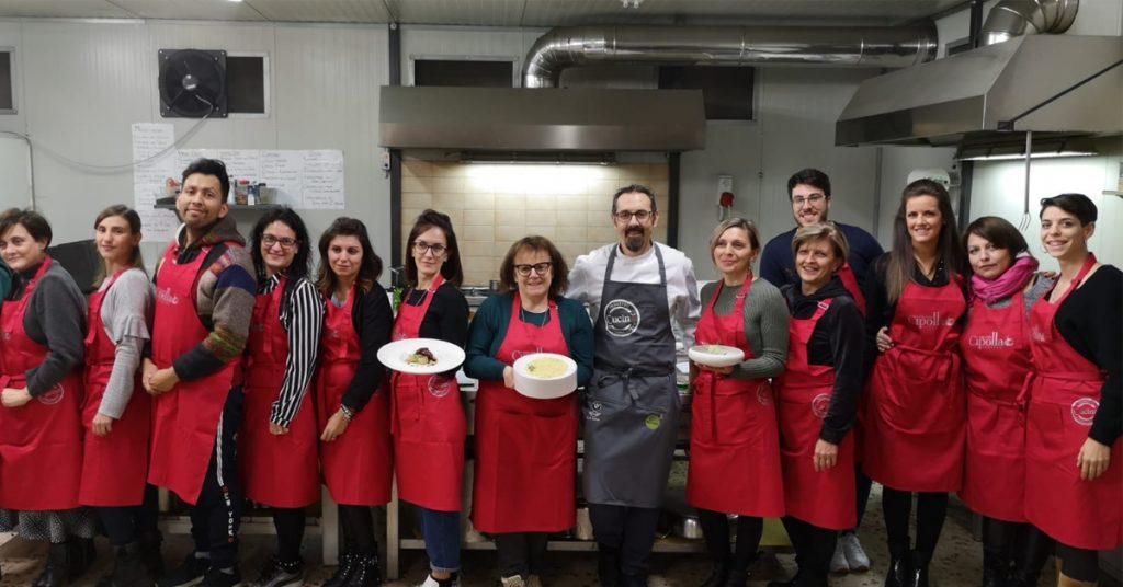 Cooking Show con lo Chef Marco Gubbiotti a Cannara