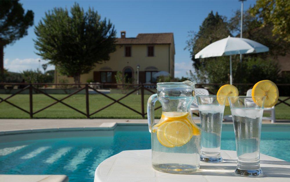Appartamenti per vacanze con piscina